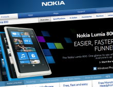 Nokia have joined the vegas2venice project!