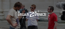 Vegas2venice Documentary Premieres on November 28th!!
